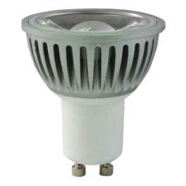 Spot LED GU10 230V 6W 230V blanc neutre 38°