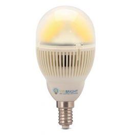 Ampoule LED E14 5W 230V blanc chaud 400 Lumens