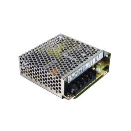 Alimentation LED 12V 50W Entrée 230VAC type panier
