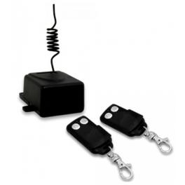 Ensemble émetteur récepteur commande sans fil