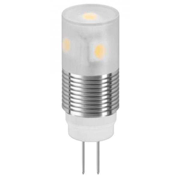 Lampe Led G4 12v 1w6 12vdc Blanc Chaud Diametre 14 Mm A 6 00