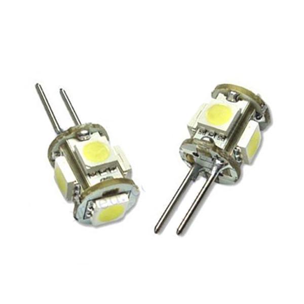 Lampe Led G4 0w8 12vdc Blanc Froid Diametre 10 Mm A 1 75 Lampes