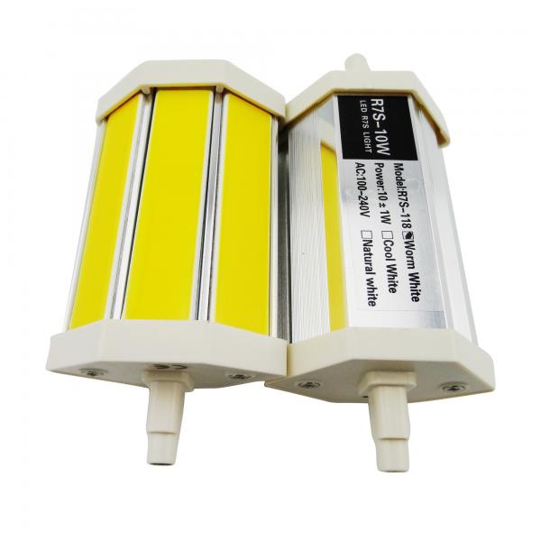 lampe led r7s 118 mm 10w 230v blanc neutre 850 lumens 35 02 lampes led 230v culot r7s. Black Bedroom Furniture Sets. Home Design Ideas