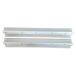Kit 2 supports ABS 650 mm pour panneaux solaires