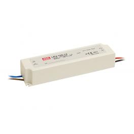 Alimentation LED 24V 100W IP67 Entrée 230VAC