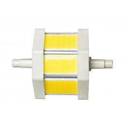 Lampe LED R7S 78 mm 5W 230V blanc neutre 450 Lumens