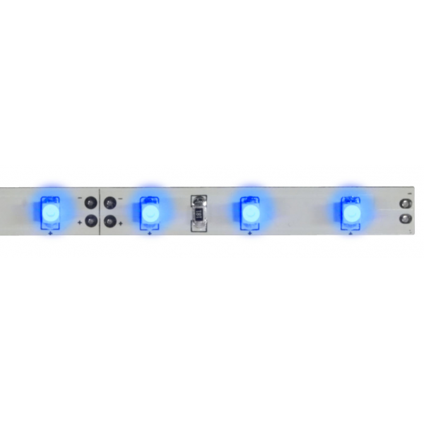 R glette led poxy 50 cm 2w4 12v bleu 9 00 r glettes led rigides et appliques - Reglette led 12v ...