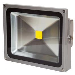Projecteur LED 30W blanc chaud IP65 extérieur