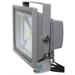 Projecteur LED 30W blanc chaud IR IP54 extérieur