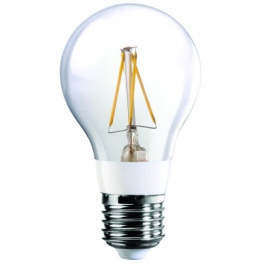 Ampoule Incandescente LED bulbe E27, 3W6 230V, blanc chaud