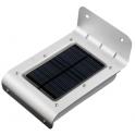 Eclairage solaire 16 LEDS IP65 avec détecteur de mouvement
