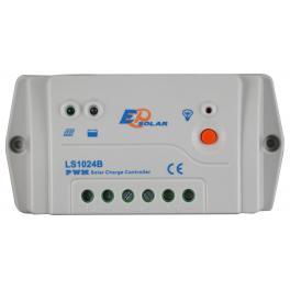 Régulateur solaire LS1024B 10A 12V / 24V Landstar B