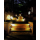 Eclairage solaire LED IP64 automatique en aluminium