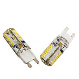 Lampe LED G9 Silica 2W5 230V blanc chaud 180 Lumens