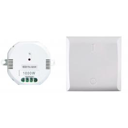 Kit interrupteur sans fil et module récepteur encastrable DI-O MyFox