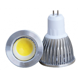 Spot LED MR16 5W 12V blanc neutre 45°