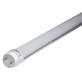 Tube T8 LED 9W 230V longueur 0,60m blanc chaud