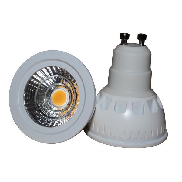 spot led gu10 230v 5w 230v blanc chaud 60 9 90 spots et ampoules led 230v culot gu10. Black Bedroom Furniture Sets. Home Design Ideas