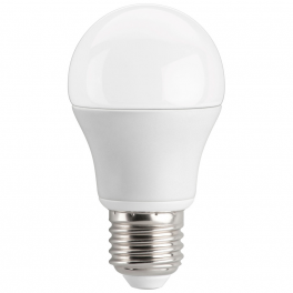 Ampoule LED bulbe douille E27, 10W 230V, blanc chaud, dimmable