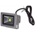 Projecteur LED 10W 12/24V Blanc Chaud IP65 extérieur