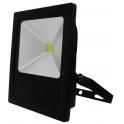 Projecteur LED 10W Blanc neutre modèle slim extra-plat