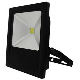 Projecteur LED 10W Blanc chaud modèle slim extra-plat