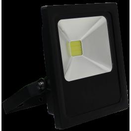 Projecteur LED 20W Blanc chaud modèle slim extra-plat