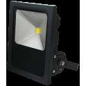 Projecteur LED 80W Blanc neutre modèle extra-plat