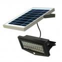 Ensemble éclairage solaire LED IP65 et panneau solaire 5W