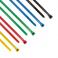 50 Colliers de serrage. Serre-câbles attache-câbles 5 couleurs 200 x 4,8 mm
