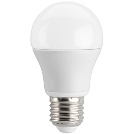 Ampoule LED bulbe douille E27, 7W 230V, blanc neutre