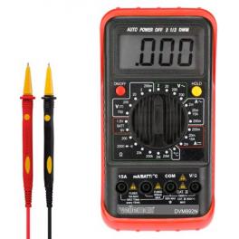 Multimètre LCD 3 1/2 digits Velleman DVM892