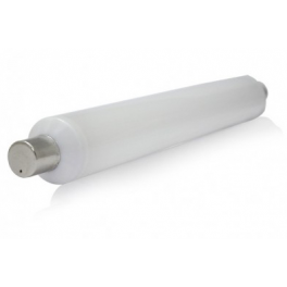 Tube LED S19 Type Linolite 6W  230V 31 cm 6W Blanc Chaud