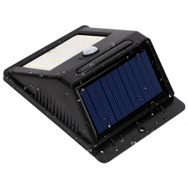 eclairage solaire 20 leds ip64 d tecteur de mouvement 15 90 eclairage solaire ext rieur. Black Bedroom Furniture Sets. Home Design Ideas