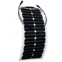 Panneau solaire semi-flexible 30W monocristallin