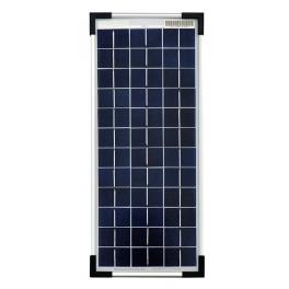Panneau solaire gamme professionnelle polycristallin 10W 12V