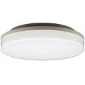 Plafonnier LED Design Rond 15W blanc neutre IP44