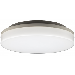 Plafonnier LED Design Rond 15W blanc neutre IP44