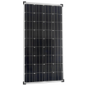 Panneau solaire monocristallin 130W 12V