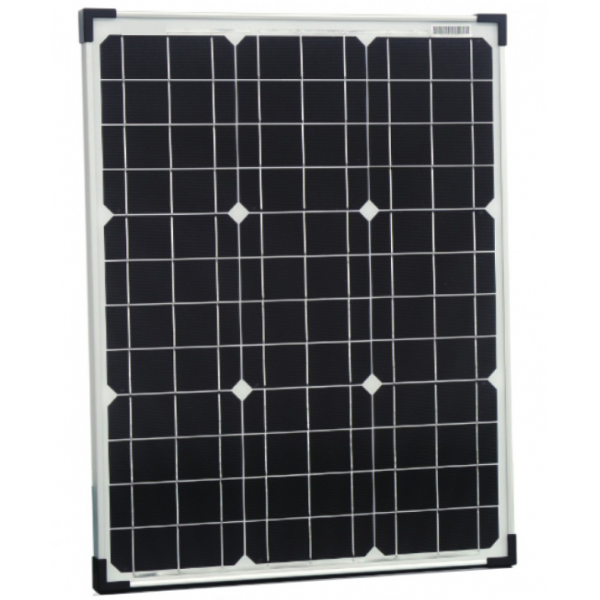 kit panneau solaire 50w mono 12v av r gulateur 5a et. Black Bedroom Furniture Sets. Home Design Ideas