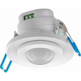 Détecteur-interrupteur Infrarouge de plafond encastrable