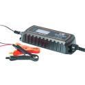 Chargeur batterie plomb gélifié et AGM 6-12V, 1,2Ah à 120Ah