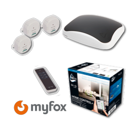 Packs domotiques MyFox