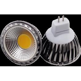 Spots LED 12V culot GU5.3