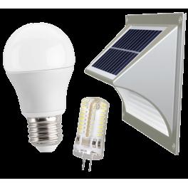 Eclairage LED 12V - 24V et solaires
