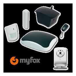 My Fox :  éléments séparés